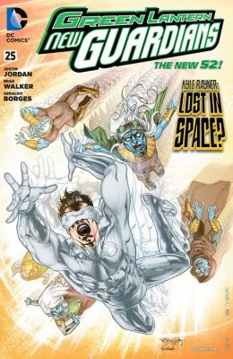 Green Lantern: New Guardians (2011- ) #25 (NOOK Comic with Zoom View)