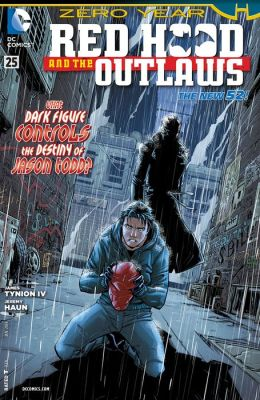 Red Hood and the Outlaws (2011- ) #25 (NOOK Comic with Zoom View)
