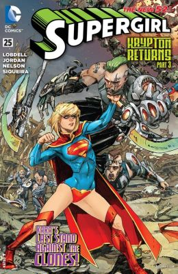 Supergirl (2011- ) #25 (NOOK Comic with Zoom View)