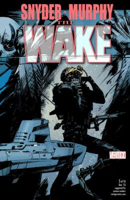 The Wake #5 (NOOK Comic with Zoom View)