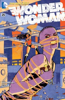 Wonder Woman (2011- ) #25 (NOOK Comic with Zoom View)