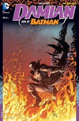 Damian: Son of Batman (2013- ) #4 (NOOK Comic with Zoom View)
