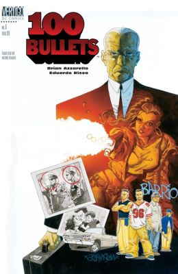 100 Bullets #1 (NOOK Comic with Zoom View)