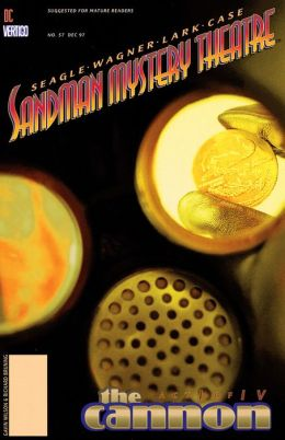Sandman Mystery Theatre #57 (NOOK Comic with Zoom View)