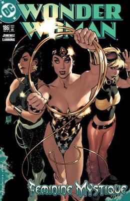 Wonder Woman (1987-2006) #186 (NOOK Comic with Zoom View)
