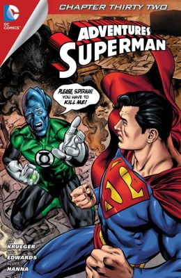 Adventures of Superman (2013- ) #32 (NOOK Comic with Zoom View)