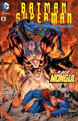 Batman/Superman (2013- ) #6 (NOOK Comic with Zoom View)