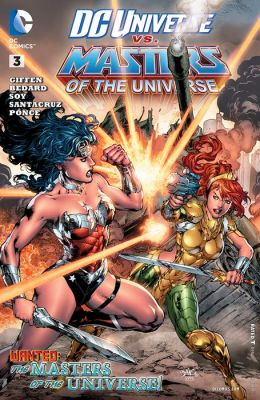 DC Universe vs The Masters of the Universe (2013) #3 (NOOK Comic with Zoom View)