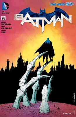 Batman (2011- ) #26 (NOOK Comic with Zoom View)