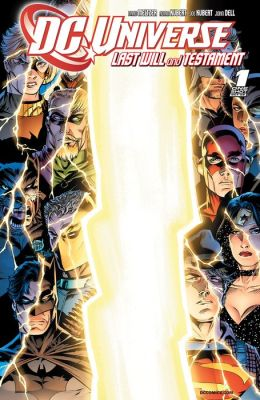 DC Universe: Last Will and Testament #1 (NOOK Comic with Zoom View)