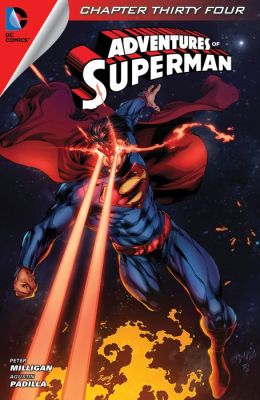 Adventures of Superman (2013- ) #34 (NOOK Comic with Zoom View)