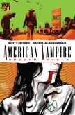 Book Cover Image. Title: American Vampire:  Second Cycle #1 (NOOK Comic with Zoom View), Author: Scott Snyder