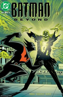 Batman Beyond (1999) #3 (NOOK Comic with Zoom View)
