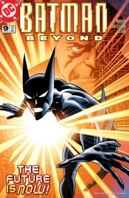 Batman Beyond (1999-2001) #9 (NOOK Comic with Zoom View)