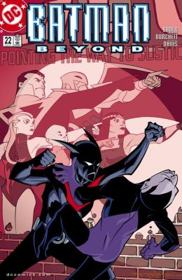 Batman Beyond (1999-2001) #22 (NOOK Comic with Zoom View)