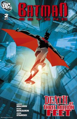 Batman Beyond (2010-2011) #2 (NOOK Comic with Zoom View)
