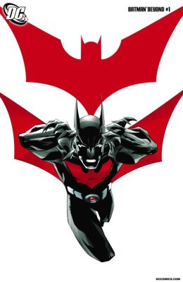 Batman Beyond (2011) #1 (NOOK Comic with Zoom View)