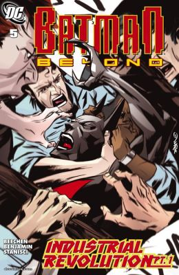Batman Beyond (2011) #5 (NOOK Comic with Zoom View)