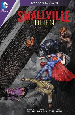 Smallville: Alien #6 (NOOK Comic with Zoom View)