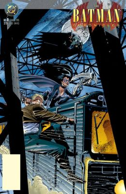 The Batman Chronicles #1 (NOOK Comic with Zoom View)