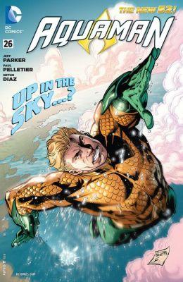 Aquaman (2011- ) #26 (NOOK Comic with Zoom View)