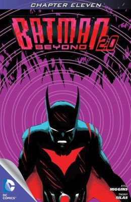 Batman Beyond 2.0 (2013- ) #11 (NOOK Comic with Zoom View)