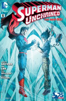 Superman Unchained (2013- ) #5 (NOOK Comic with Zoom View)