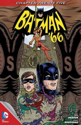 Batman '66 #25 (NOOK Comic with Zoom View)