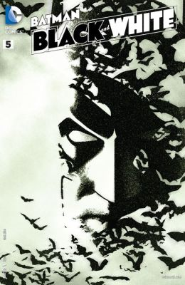 Batman: Black and White (2013- ) #5 (NOOK Comic with Zoom View)