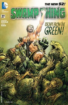 Swamp Thing (2011- ) #27 (NOOK Comic with Zoom View)