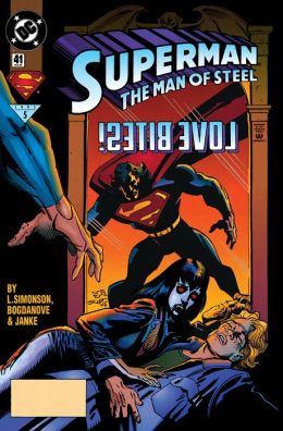 Superman: The Man of Steel (1991-2003) #41 (NOOK Comic with Zoom View)