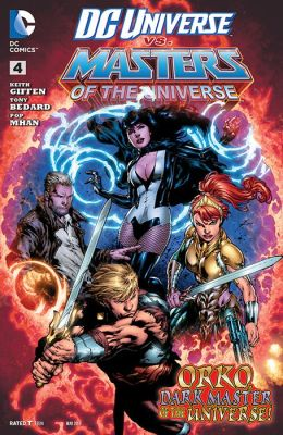 DC Universe vs The Masters of the Universe (2013) #4 (NOOK Comic with Zoom View)