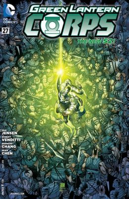 Green Lantern Corps (2011- ) #27 (NOOK Comic with Zoom View)