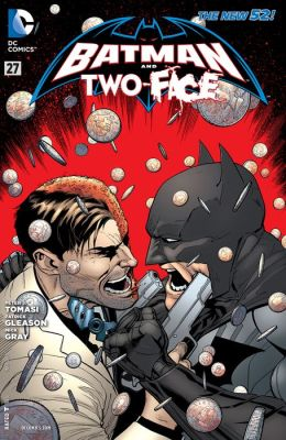 Batman and Robin (2011- ) #27 (NOOK Comic with Zoom View)