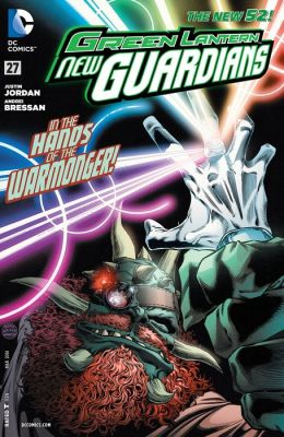 Green Lantern: New Guardians (2011- ) #27 (NOOK Comic with Zoom View)