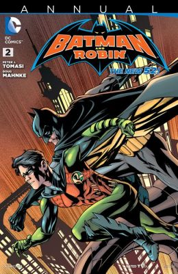 Batman and Robin (2011- ) Annual #2 (NOOK Comic with Zoom View)