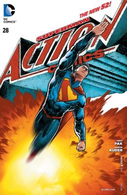 Action Comics (2011- ) #28 (NOOK Comic with Zoom View)