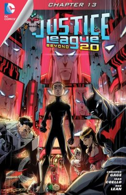 Justice League Beyond 2.0 (2013- ) #13 (NOOK Comic with Zoom View)