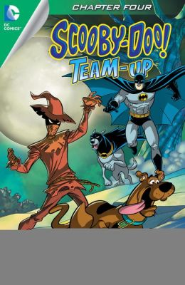 Scooby-Doo Team-Up (2013- ) #4 (NOOK Comic with Zoom View)