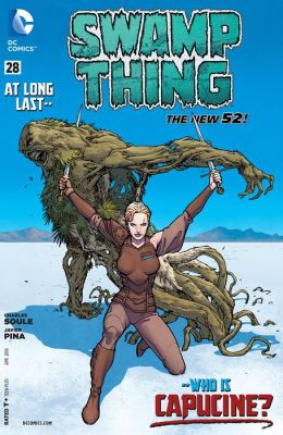 Swamp Thing (2011- ) #28 (NOOK Comic with Zoom View)
