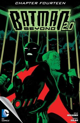 Batman Beyond 2.0 (2013- ) #14 (NOOK Comic with Zoom View)