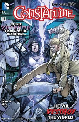 Constantine (2013- ) #11 (NOOK Comic with Zoom View)