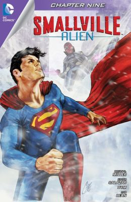Smallville: Alien #9 (NOOK Comic with Zoom View)