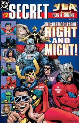 JLA: Secret Files & Origins #2 (NOOK Comic with Zoom View)