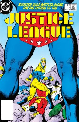 Justice League (1987-1996) #4 (NOOK Comic with Zoom View)