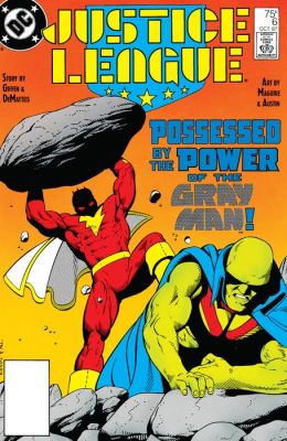Justice League (1987-1996) #6 (NOOK Comic with Zoom View)
