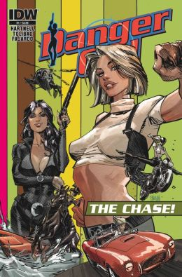 Danger Girl: The Chase! #1