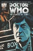 Book Cover Image. Title: Doctor Who:  Prisoners of Time #2, Author: Scott Tipton