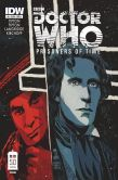 Book Cover Image. Title: Doctor Who:  Prisoners of Time #8, Author: Scott Tipton
