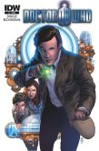 Book Cover Image. Title: Doctor Who:  Series III #1, Author: Andy Diggle